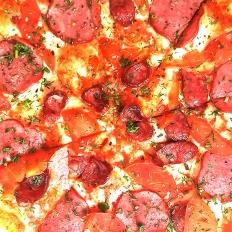 Заказать доставка пицца с колбасой Прованс в Буча, Ирпень, Гостомель, Ворзель