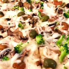 Заказ и Доставка Пицца Морская. Пицца с морепродуктами Буча, Ирпень, Гостомель, Ворзель, пригороды