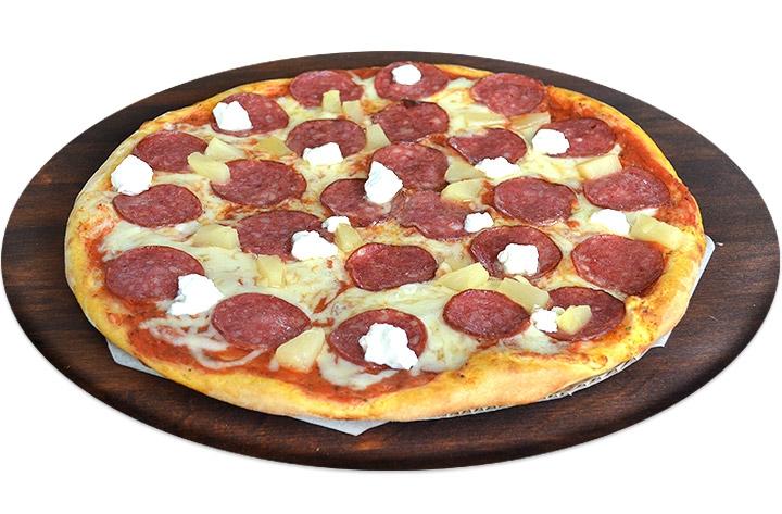 Заказ и Доставка пицца с колбасой Буча, Ирпень, Гостомель, Ворзель, пригороды
