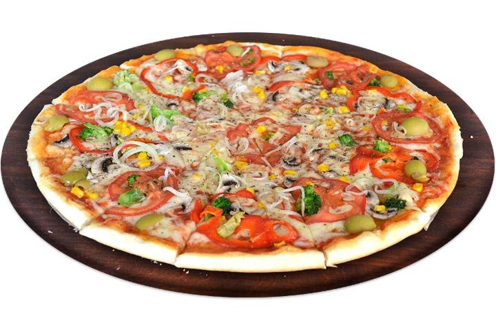 Заказать доставку Вегетарианской пиццы в Буча, Ирпень, Гостомель, Ворзель