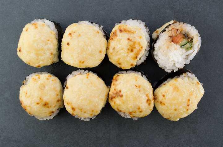 Суши сет Запеченный с тунцом Ирпень Буча Гостомель Ворзель. Заказ и Доставка суши