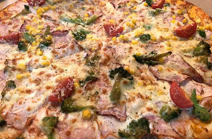 Большая пицца Ирпень Буча Гостомель Ворзель. Заказ и доставка еды